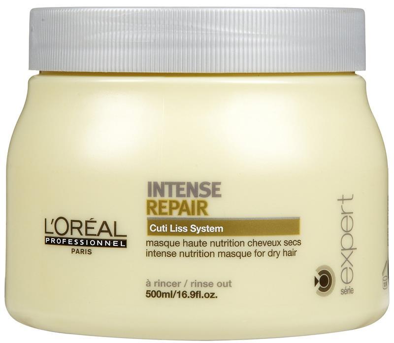 L'Oreal Professional Intense Repair Mask Інтенсивна живильна маска для сухого волосся Лореаль, фото