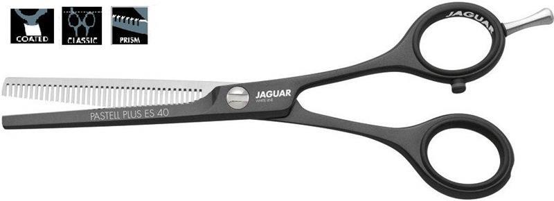 "Jaguar Ножиці перукарські філірувальні White Line Pastell Plus ES 40 Lava 5"", фото _ab__is.image_number.default"