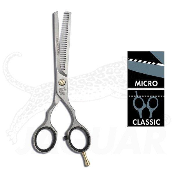 Ножницы парикмахерские филировочные Prestyle Jaguar Ergo, изображение 3.