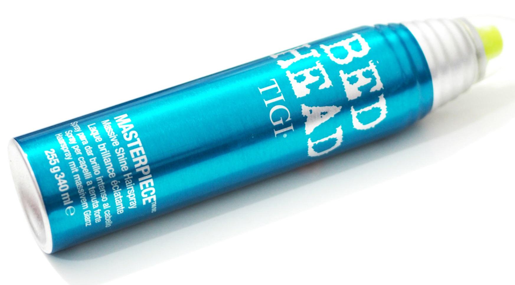 Tigi Bed Head Masterpiece Massive Shine Hairspray - Лак для волосся з інтенсивним блиском, 300 мл, фото _ab__is.image_number.default