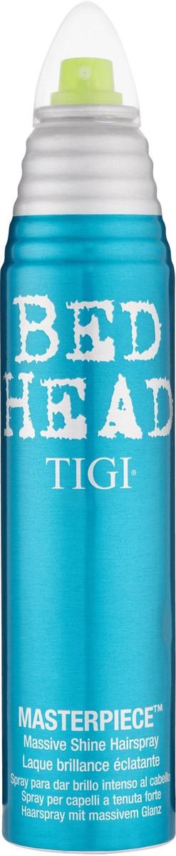 Tigi Bed Head Masterpiece Massive Shine Hairspray - Лак для волосся з інтенсивним блиском, 300 мл, фото
