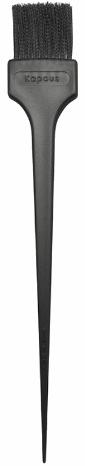 Кисточка узкая чёрная Kapous.