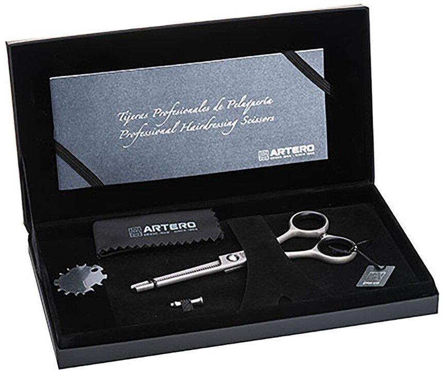 """Ножиці перукарські філірувальні Artero Elite 46 6.5"""" Т40065, фото _ab__is.image_number.default"""