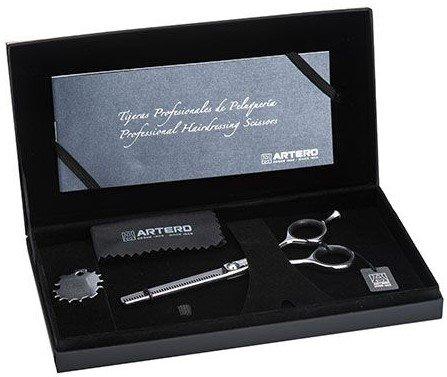 """Ножницы парикмахерские филировочные Artero Pro 40 5.5"""" Т47655, изображение 4."""