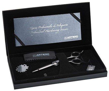 "Ножиці перукарські прямі Artero Evo Black Titanium 6.0"" Т44860, фото _ab__is.image_number.default"