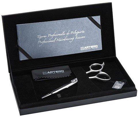 """Ножницы парикмахерские прямые Artero Mystery 8.0"""" Т49880, изображение 5."""
