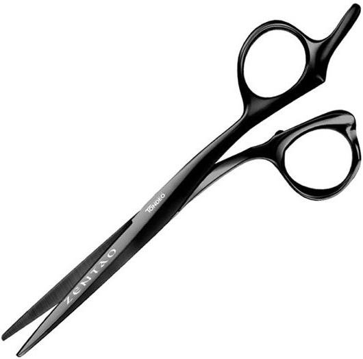 Tondeo Black Zentao Offset 5.5 Ножиці перукарські, фото