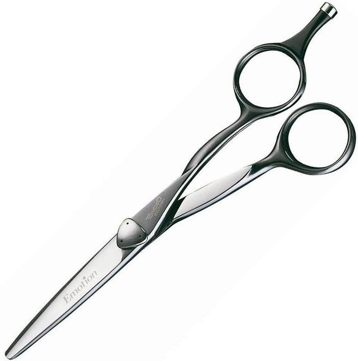 Tondeo Emotion Offset 5.5 Ножиці перукарські, фото