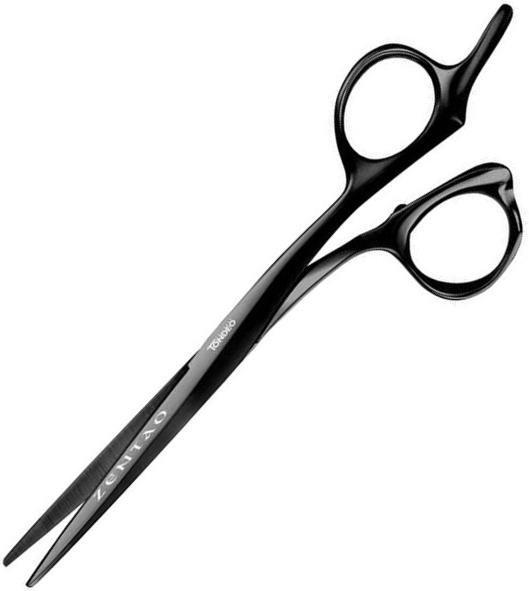 Tondeo Zentao Black Offset 6.5 Ножиці перукарські, фото