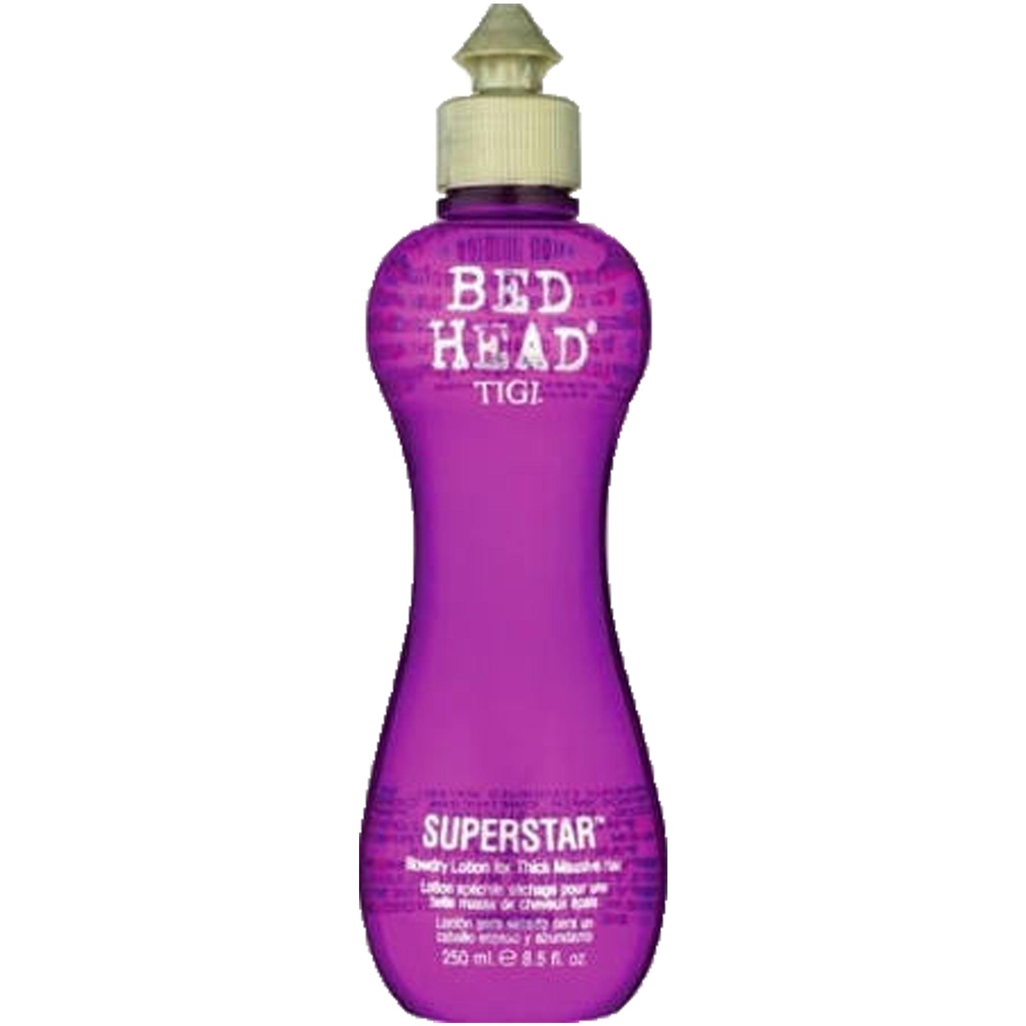 Лосьон для укладки феном Tigi Superstar Thermal Blow-Dry Lotion, 250 ml.