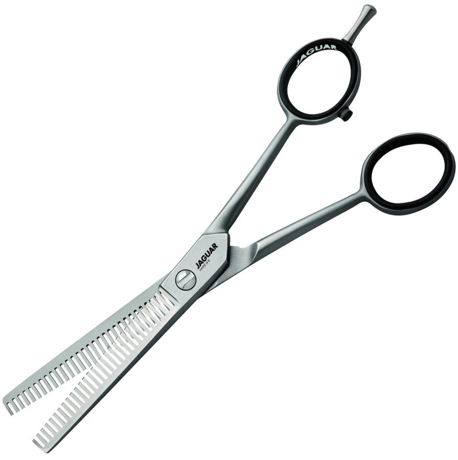"""Ножницы парикмахерскиефилировочные Jaguar Satin 5.0""""."""