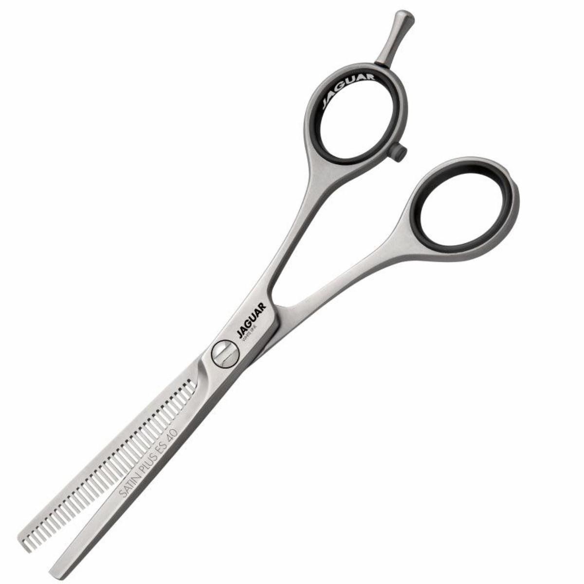 Ножницы парикмахерские филировочные Jaguar Satin Plus ES 46.