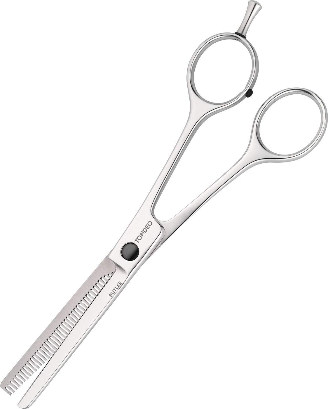 Tondeo BUTLER Classic 6.25 (46 зубів) Ножиці перукарські філірувальні, фото