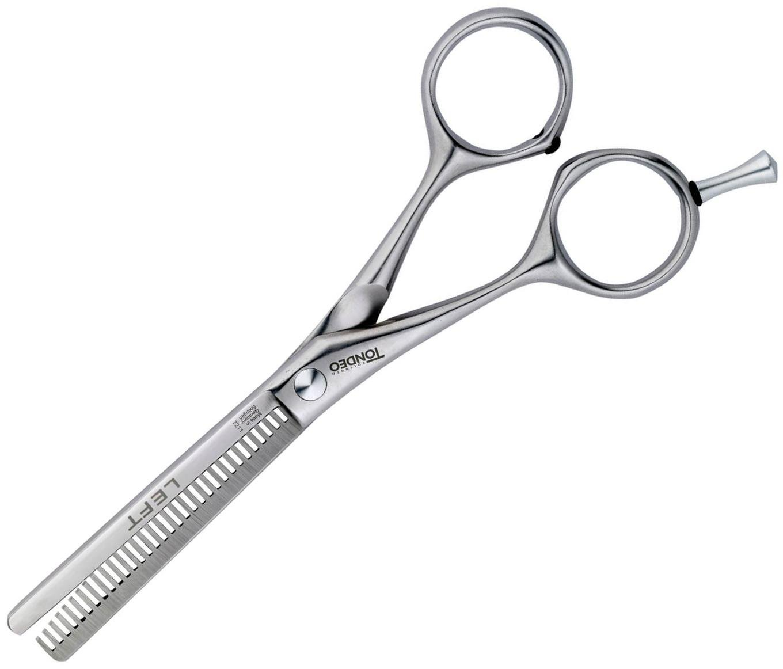 Tondeo Left Offset 5.25 Ножиці перукарські філірувальні, фото