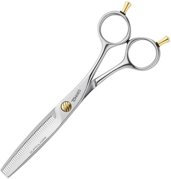 """Ножницы парикмахерские филировочные Tondeo Supra Classic 6.0"""" Fasson."""
