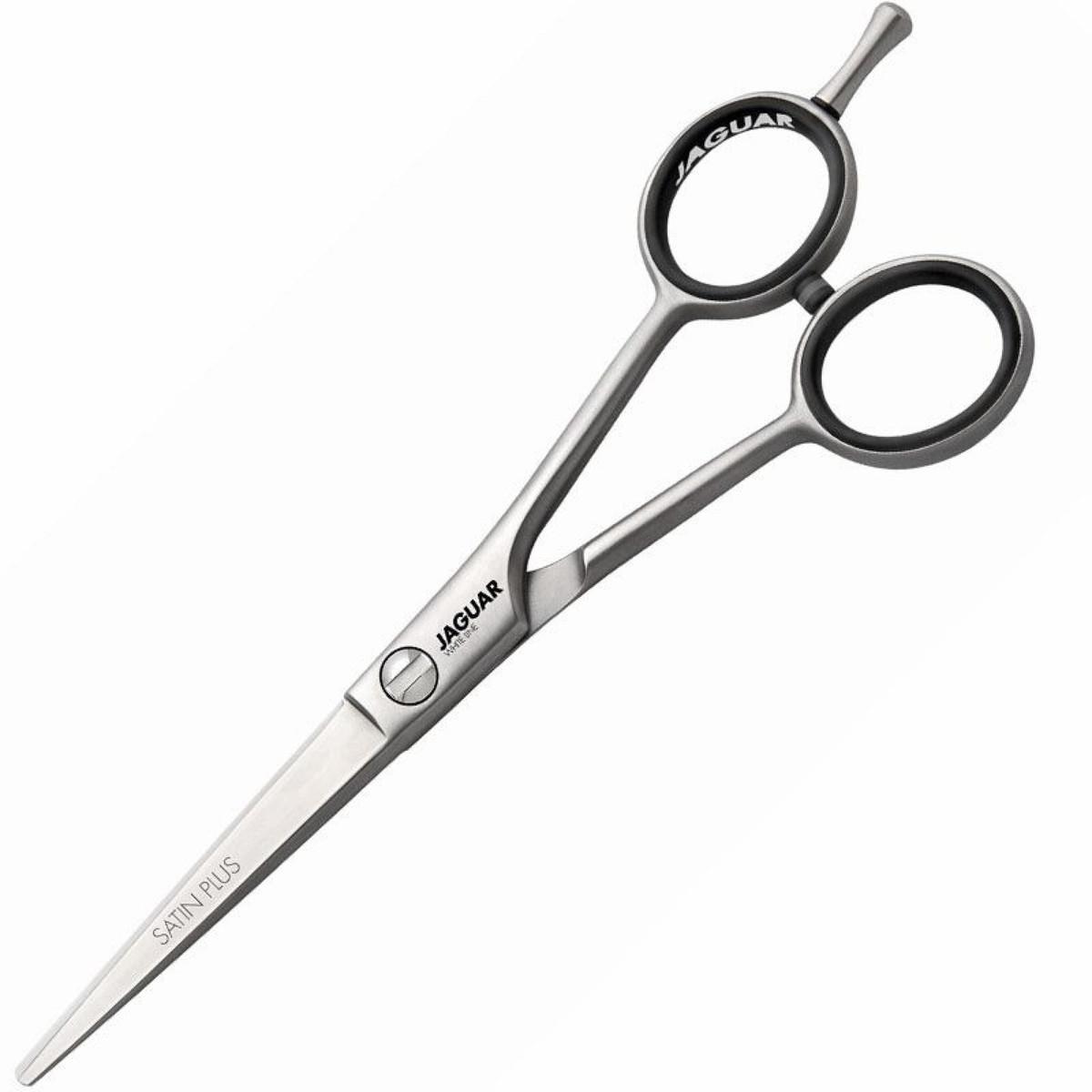 """Ножницы парикмахерские Jaguar Satin Plus 5""""."""