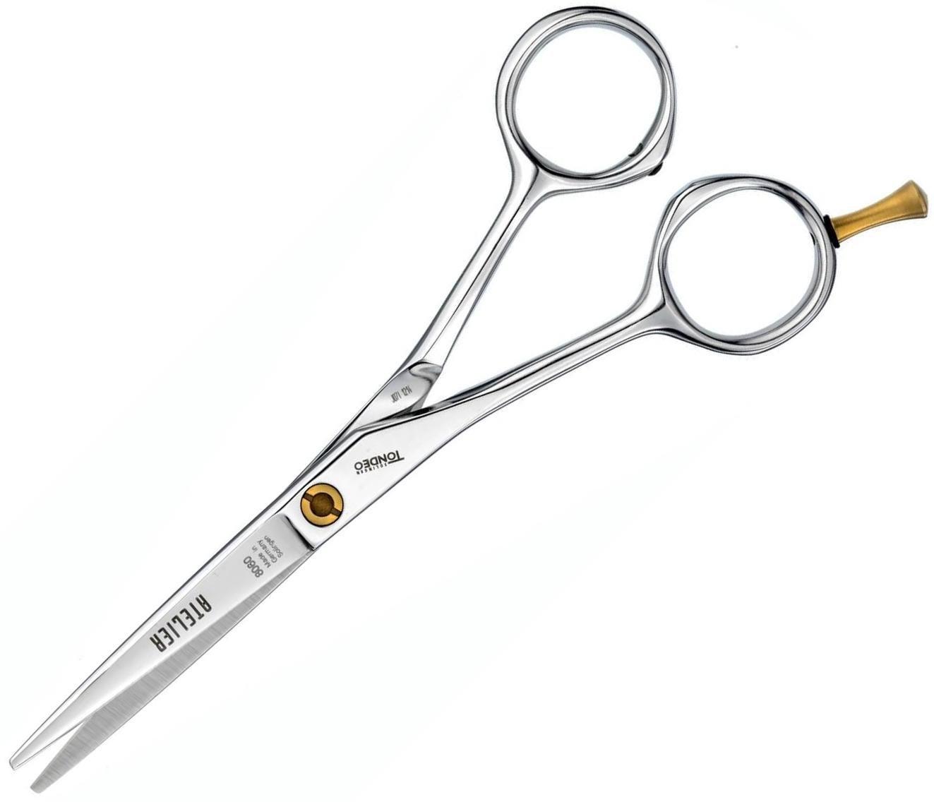 Tondeo Atelier Classic Left 5.5 Ножиці перукарські, фото