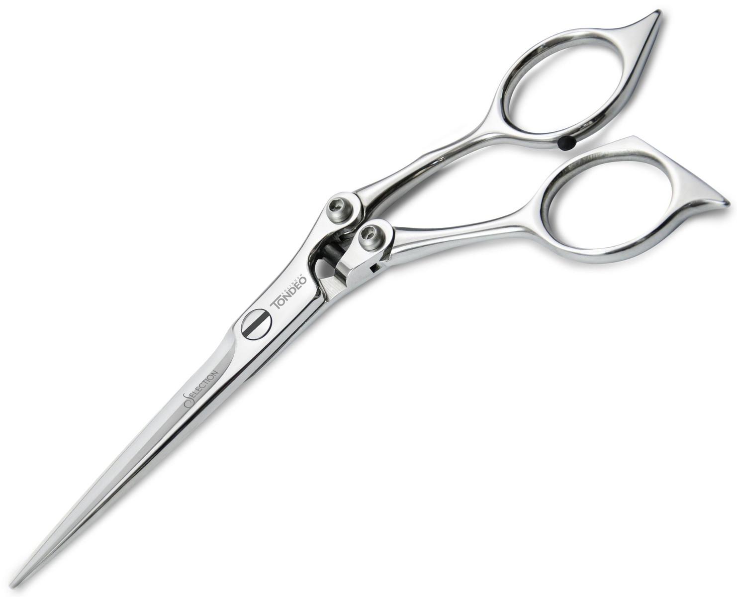 Ножницы парикмахерские Tondeo Selection.