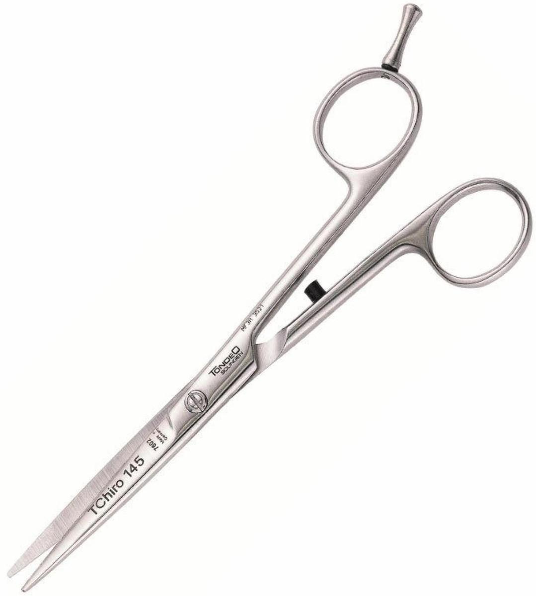 Tondeo Tchiro 145 Ножиці перукарські, фото