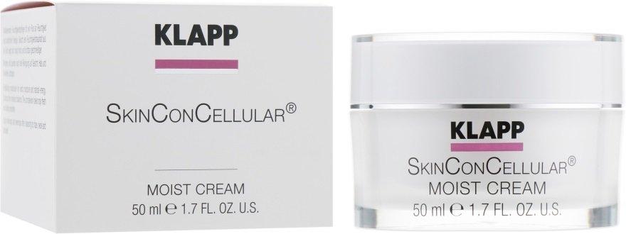 Увлажняющий крем Klapp SkinConCellular Moist Cream, 50 ml, изображение 2.