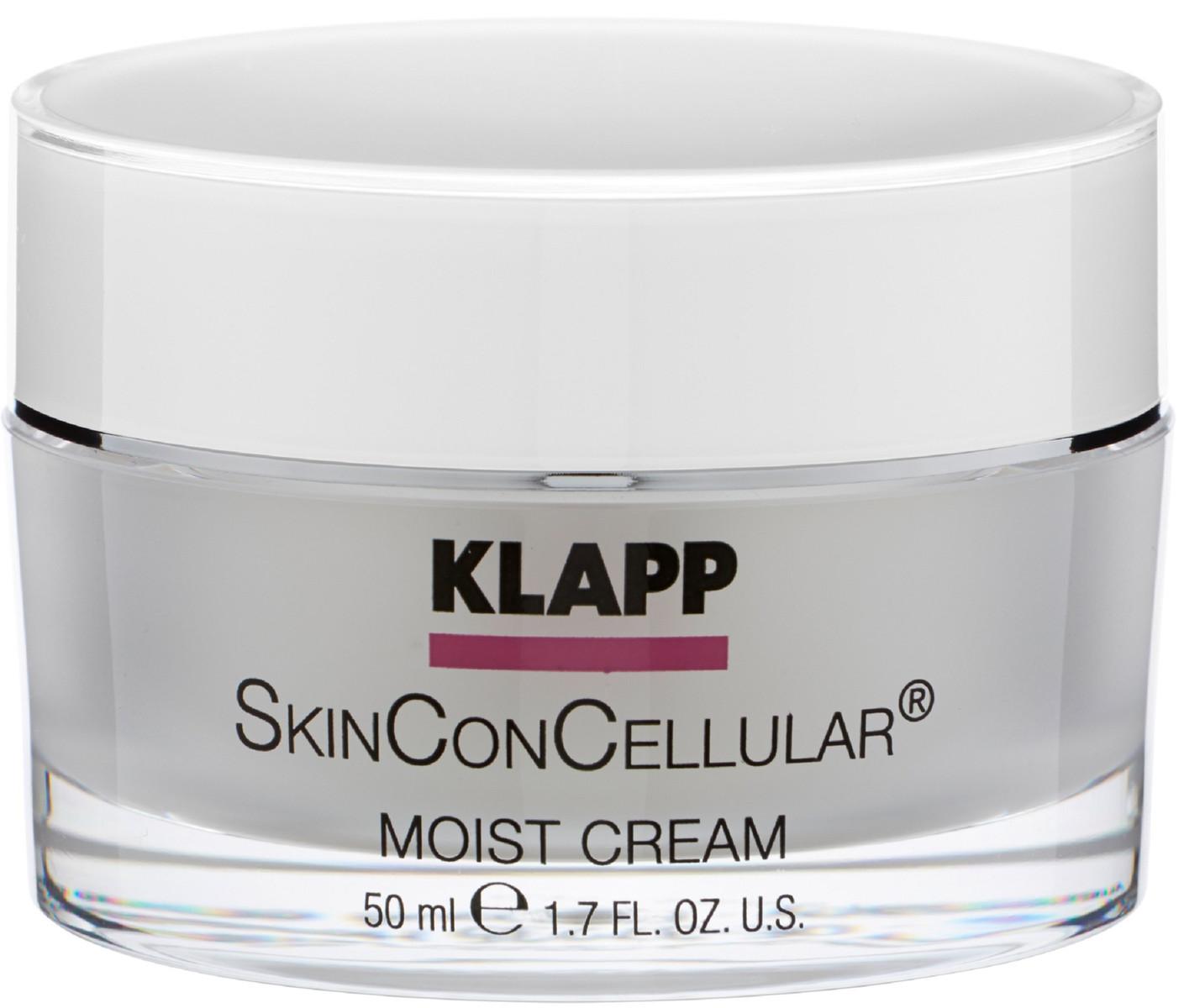 Увлажняющий крем Klapp SkinConCellular Moist Cream, 50 ml.
