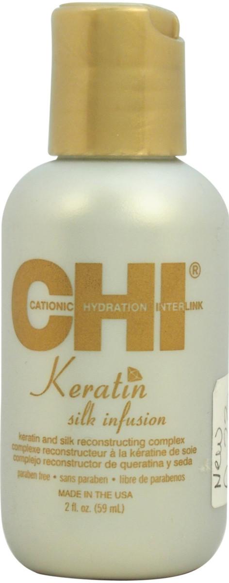 Натуральный шелк кератиновый CHI Keratin Silk Infusion.