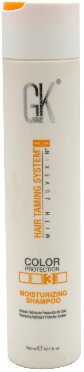 Увлажняющий шампунь с кератином Global Keratin Moisturizing Shampoo, изображение 2.