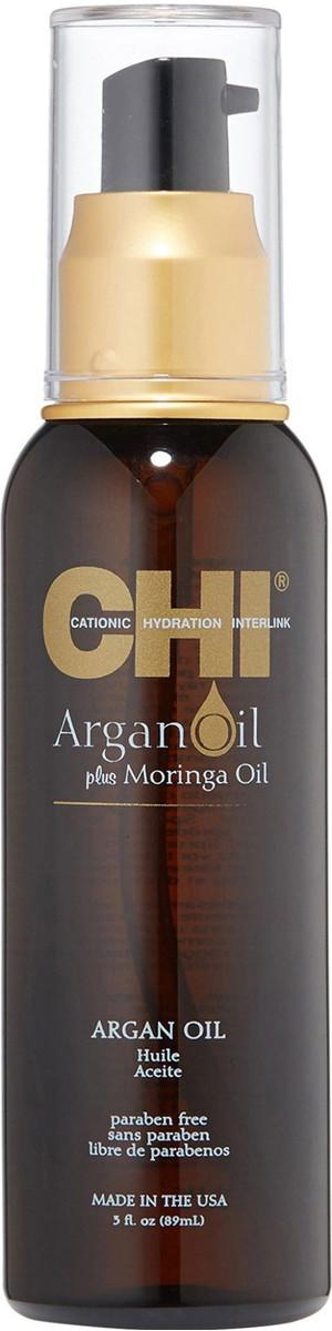 Восстанавливающее аргановое масло CHI Argan Oil, изображение 2.