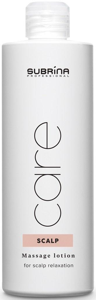 Лосьон для массажа кожи головы Subrina Massage Lotion, 500 ml.