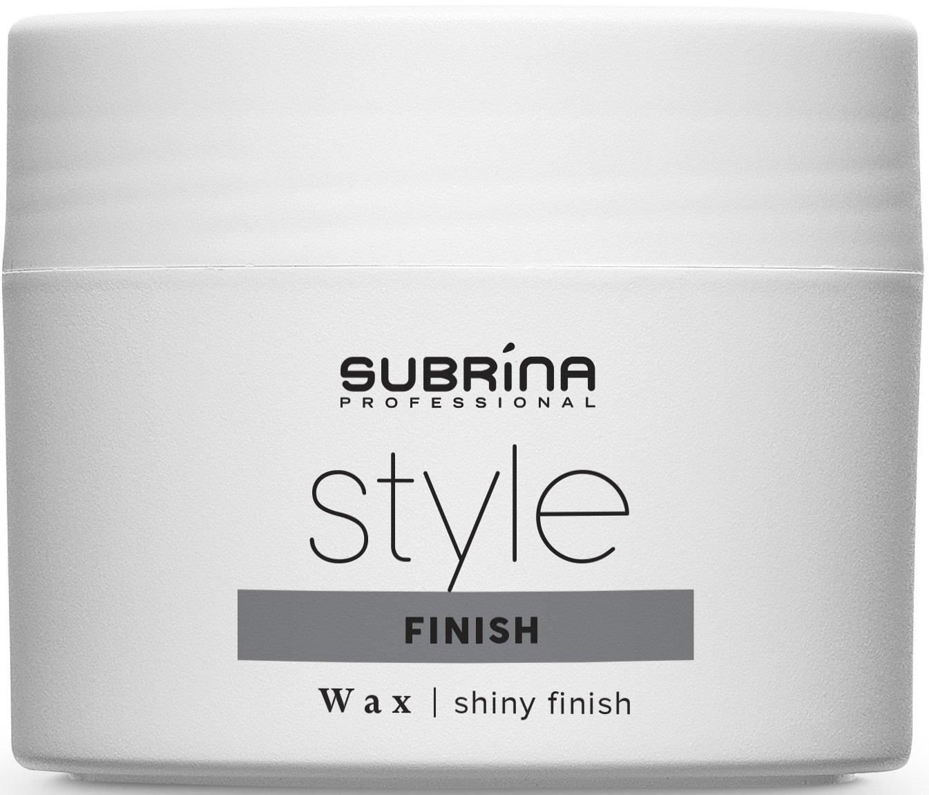 Воск для текстуры и блеска Subrina Wax, 100 ml.