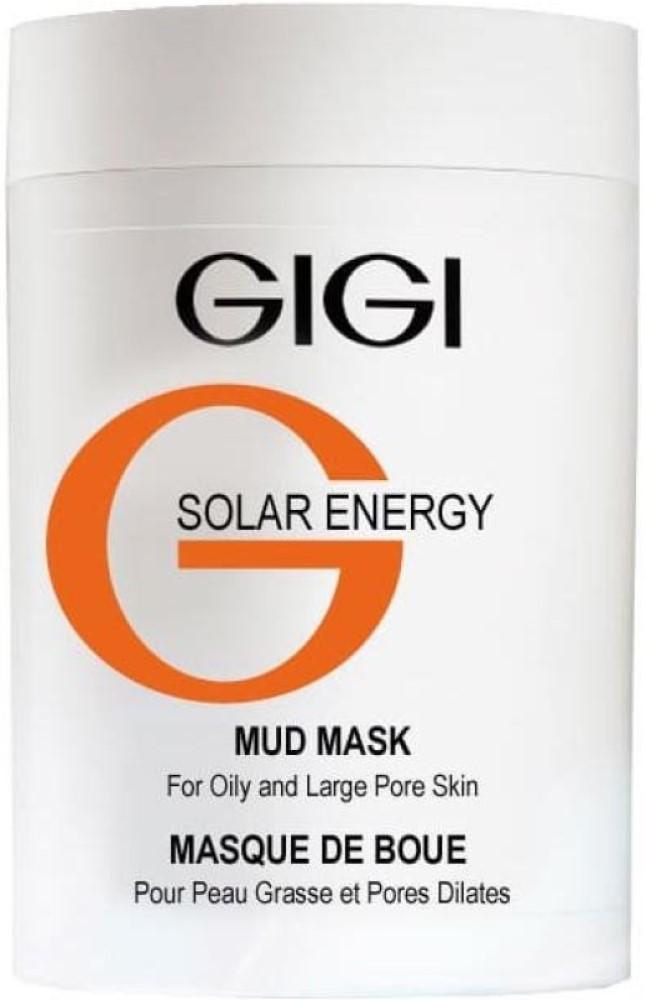 Грязевая маска Gigi Solar Energy Mud Mask For Oil Skin, изображение 5.