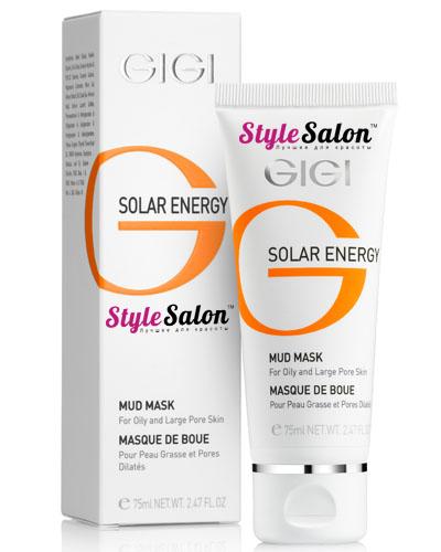 Gigi Solar Energy Mud Mask For Oil Skin Маска.