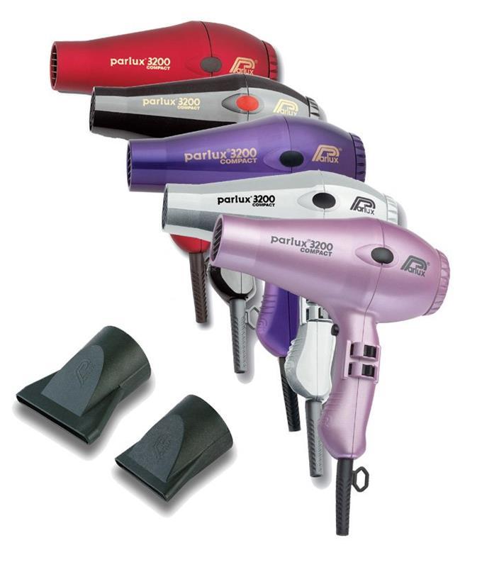 Фен для волос Parlux 3200 Compact Black