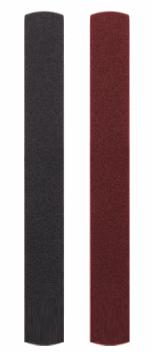 Пилка для ногтей различной абразивности на металлической основе My Nail System.