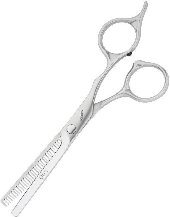 Tondeo Opus Offset 5.25 Effi Ножиці перукарські філірувальні, фото