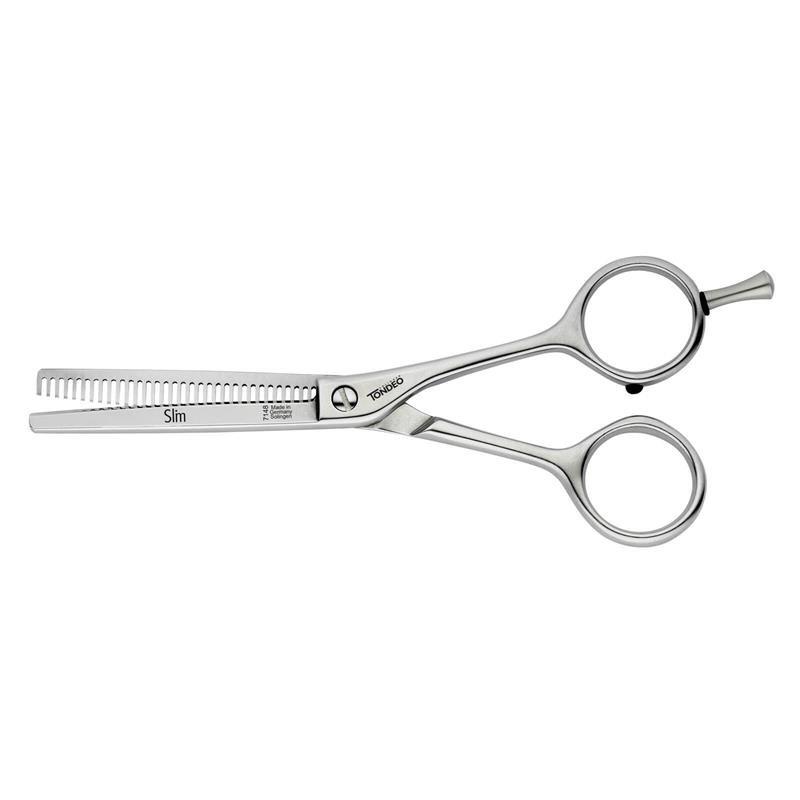 """Ножницы парикмахерские филировочные Tondeo Slim Classic 5.25"""" Effi, изображение 2."""