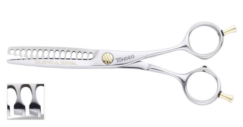Tondeo Ножницы Supra Textura