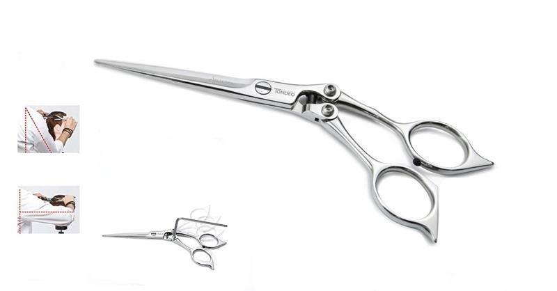 Ножницы парикмахерские Tondeo Selection, изображение 2.