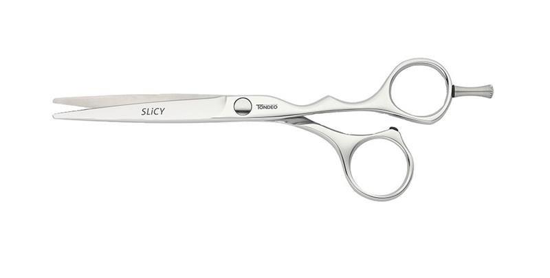"""Ножницы парикмахерские Tondeo Slisy Offset 5.75"""", изображение 2."""
